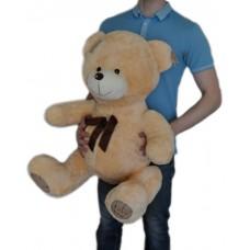 Мишка Тедди 80 см с надписью I Love You